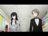 [AniDub] Sakurako-san no Ashimoto ni wa Shitai ga Umatteiru | Кости, зарытые под ногами Сакурако [07] [BalFor, Trina_D]