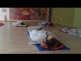 Практика йога нидры в студии Мята, Новосибирск