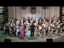 Концерт Тұрмағамбет атындағы халық аспаптар оркестрі дирижері-Еркін Нұрымбетов