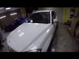 Mercedes-benz glk 220cdi автозапуск со штатного ключа