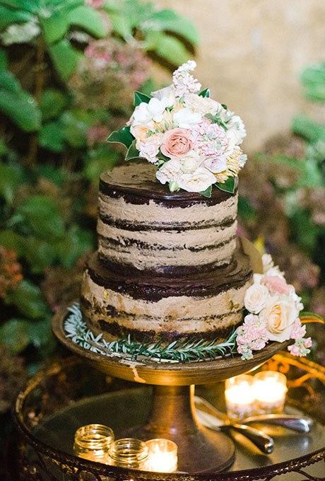 vBCmqgWn6bA - Темный свадебный торт (20 фото)