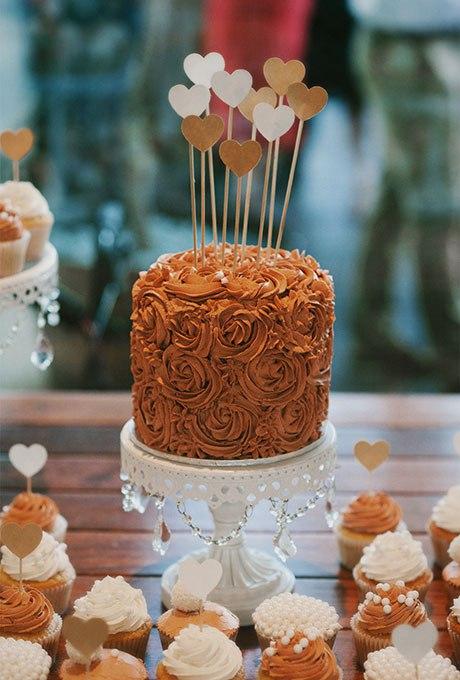 uRP fWXvnVk - Темный свадебный торт (20 фото)