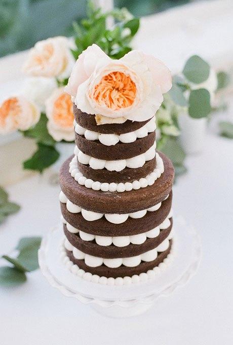 EkvG5rG0DBo - Темный свадебный торт (20 фото)