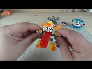 Lego (Лего), игрушки по мультфильму Головоломка (Inside Out) покупают в Toy.ru!