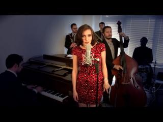 No Diggity - Vintage Jessica Rabbit- Style Blackstreet Cover ft. Ariana Savalas