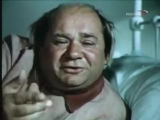 Леонов о пользе алкоголя. Киножурнал Фитиль -114, (1974)
