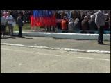 Парад победы 2015г. г.Козьмодемьянск ч.1