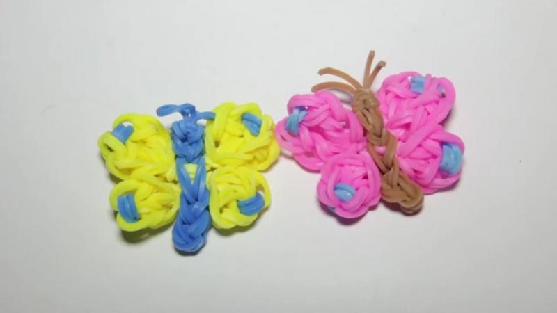 Плетение из резинок фигурки с сергеем урок