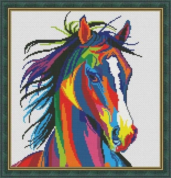 Файл радужный конь(фрагмет).