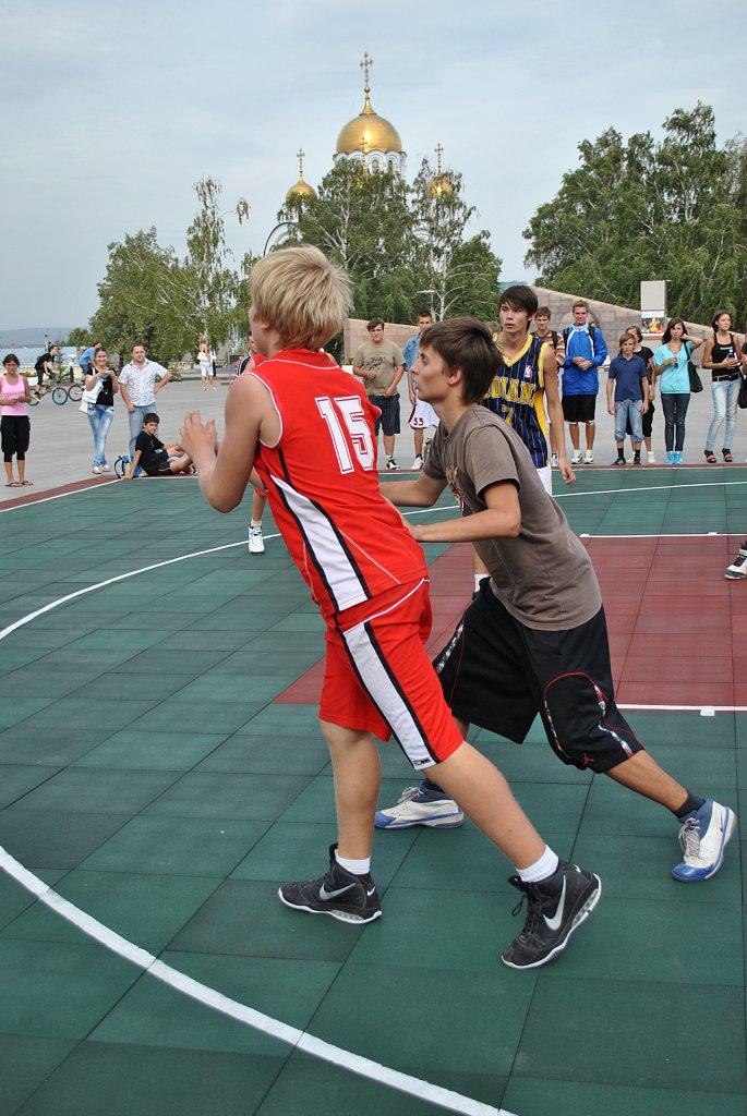 Уличный баскетбол 3Х3.29 августа. ЧАСТЬ 3