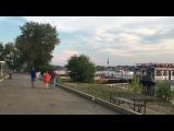 Прогулка на пароме по Тагильскому пруду г. Нижний Тагил