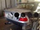 Restyling BMW 320 E36 in BMW M3 E46