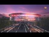 НОВЫЙ КАМП НОУ: Мечта, открытая миру, каким будет новый Стадион Барсы