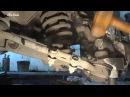 Замена рулевой трапеции на ВАЗ 2101 2107
