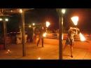 Fire show 2017 in Сyprus entertainment Larnaca Limassol Paphos Art Show