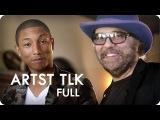 Daniel Lanois &amp Pharrell Williams at Home in the Studio