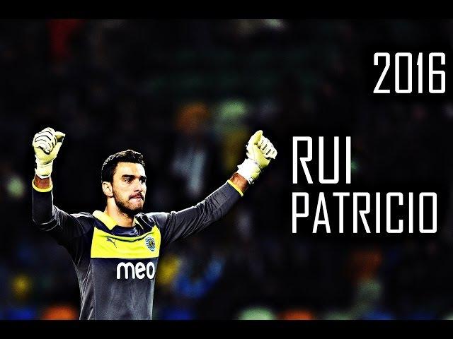 Rui Patricio ● Best Saves ● 2016 || Sporting CP || HD