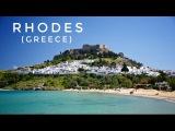 Greek islands Rhodes in 3 minutes