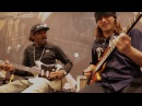 NAMM 2017: Eric Gales Cody Wright Live At The Dunlop Booth
