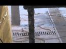 Полировка гранита высокооборотистым алмазным инструментом
