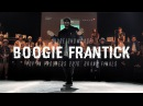 Boogie Frantick Judge Showcase Pop In Progress 2016 Grand Finals RPProductions
