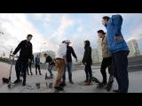 Драка в Янино в скейт-парке