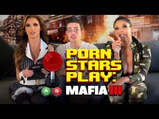Porn Stars Play: Mafia III (ft. Nikki Benz & Missy Martinez)