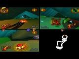 Crash Team Racing online Roo Tubes 3 Players 22.02.2017 year