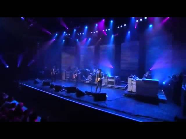 Noel Gallagher's HFB Live at Itunes Festival 2012
