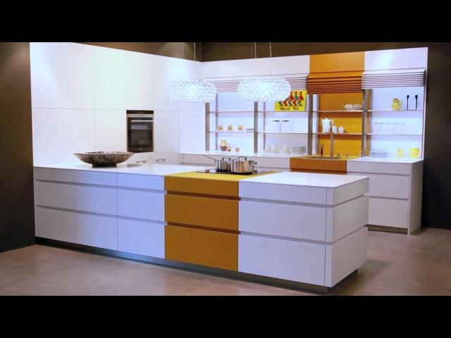 Кухни LEICHT. Элементы оформления Xtend 2012