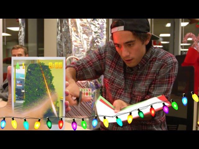 Zach King's Christmas Magic » Freewka.com - Смотреть онлайн в хорощем качестве