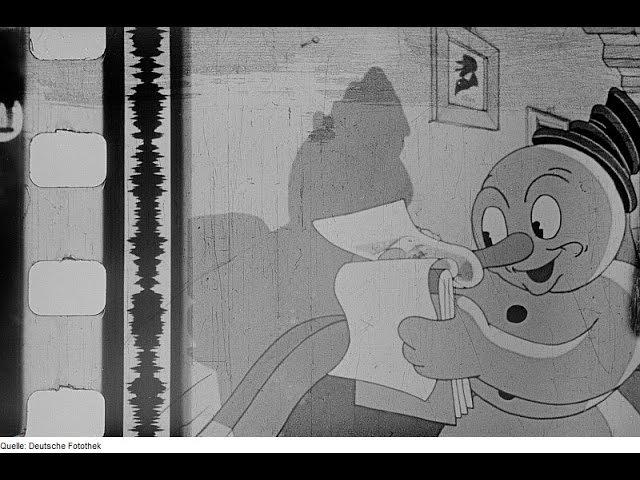 СнеговикDer Schneemann. Эфир за ноябрь 1943 г.