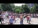 Flash Mob Mamma Mia Dupont Circle