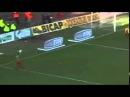 Женский футбол на Украине  Девушка забила гол и показала сиськи