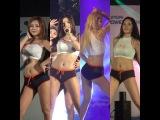 SEXYBEST[Fancam]20160730 레이샤(LAYSHA)[전체 직캠]  멤버 소개&  SEXY DANCE   @ 2016 현대 파워텍 썬머페스티벌 축&#