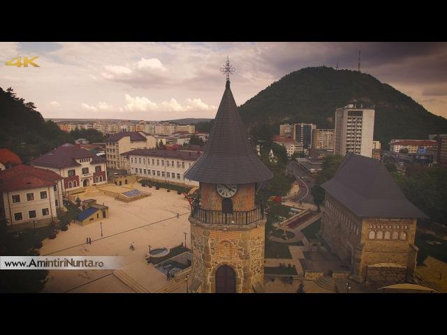 Filmare Piatra Neamt Aerian 2015, Filmare cu drona la evenimente.