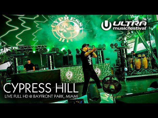 CYPRESS HILL LIVE - Ultra Music Festival UMF 2017 Miami