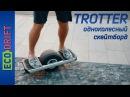 Onewheel EcoDrift, TROTTER, одноколесный ховерборд.