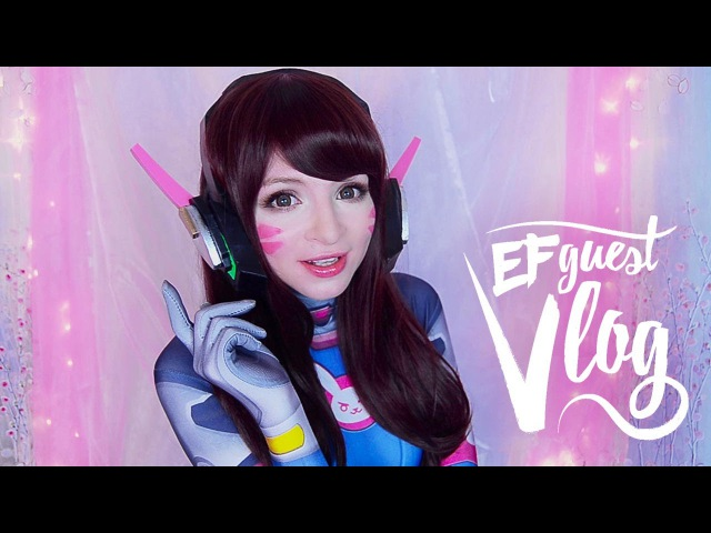 Japanese Cosplay by Sophie a.k.a. PeachMilky from Northern Ireland – EF Guest Vlog