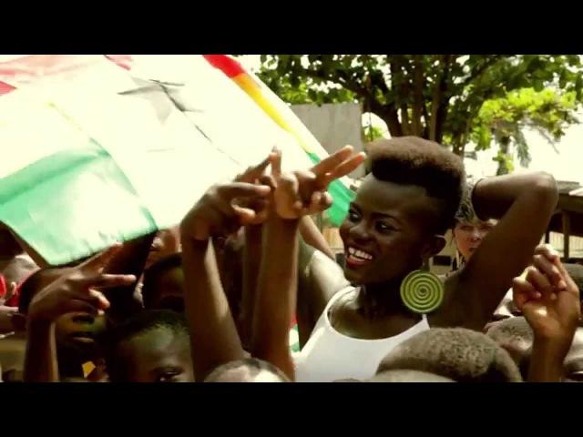 Afcon2017 Go Go Black Stars! Wiyaala's Cheer Song for Ghana