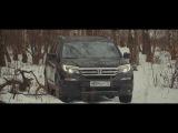 «Школа вождения кроссоверов»: как ездить по снегу