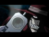 Hellsing Skrillex First Of The Year (Equinox) AMV
