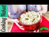 Jalapeño Popcorn Movie Night Recipe  How To - Cooking Naked