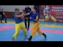 Шевченко Назар - Солопака Данил сины рукавички Ukrainian Free-fight Youth Champ