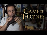 Game of Thrones - Main Theme - Ocarina Cover David Erick Ramos
