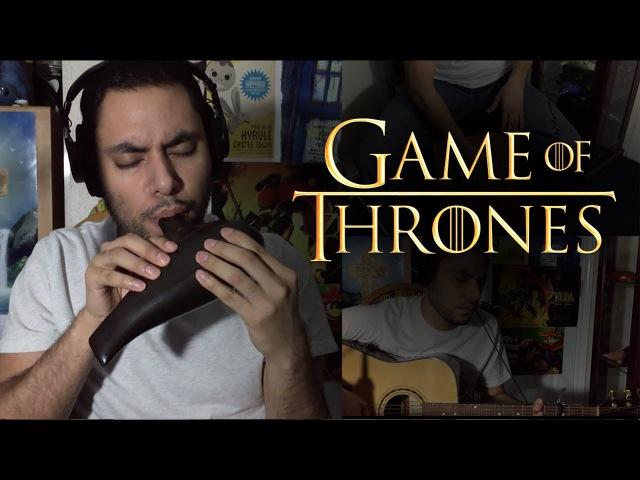 Game of Thrones - Main Theme - Ocarina Cover | David Erick Ramos