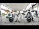 Drum duet 雙鼓合奏 by阿威26364青
