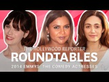 Zooey Deschanel, Mindy Kaling and more Comedy Actresses on THR's Roundtable  Emmys 2014