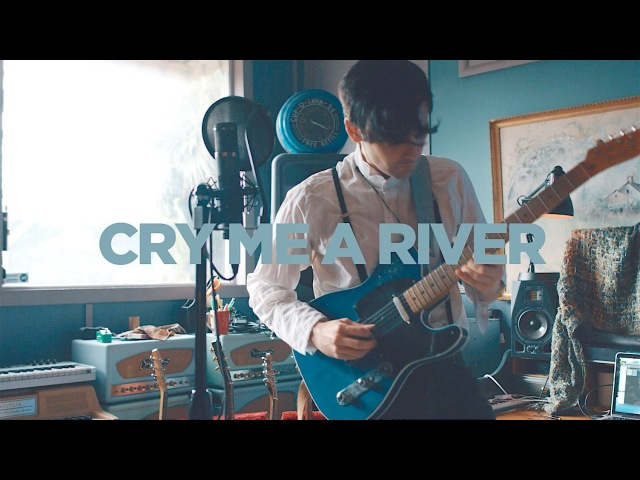 Zane Carney Cover - Cry Me A River