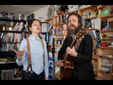 Sam Beam &amp Jesca Hoop NPR Music Tiny Desk Concert